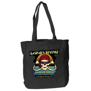 Gaspar's revenge black tote bag