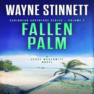 Book Cover of Fallen Palm by Wayne Stinnett