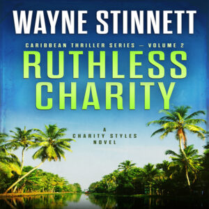 Book cover of Ruthless Charity by Wayne Stinnett