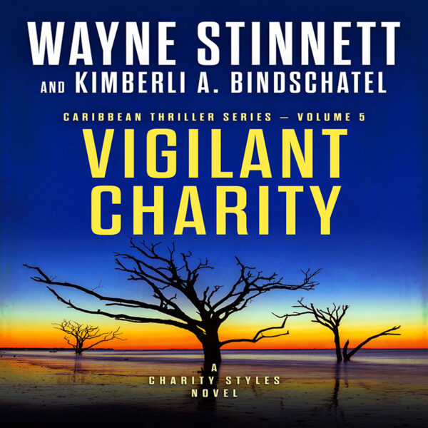 Book cover of Vigilant Charity by Wayne Stinnett